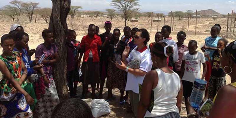August-2015 Girls Empowerment Workshop