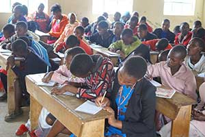 Girls' Empowerment Workshop in Narok County