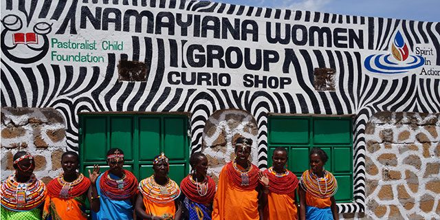 Namayiana Women's Self-Help Group Jewelry and Artifacts Store